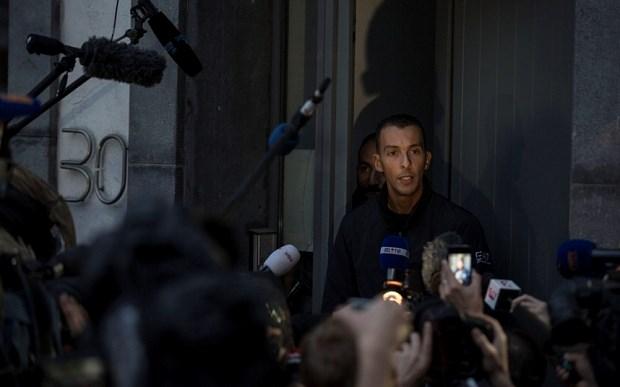 Mohamed Abdeslam, người em thứ ba trong gia đình Abdeslam.