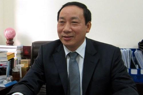 Thứ trưởng Bộ Giao thông Vận tải Nguyễn Hồng Trường