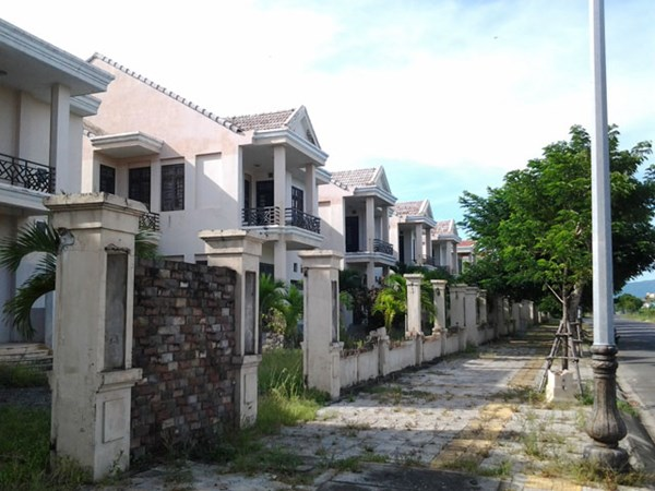 khu biet thu ma o Da Nang