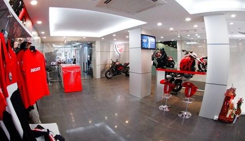Showroom Ducati tại Hà Nội