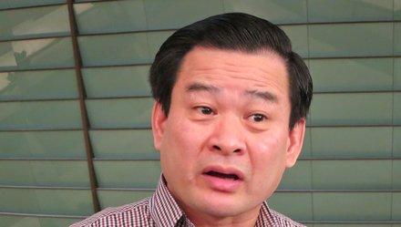 Phó chủ nhiệm Ủy ban Tư pháp Nguyễn Đình Quyền - Ảnh: LÊ KIÊN