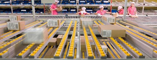 Quá trình sản xuất của PCH luôn đạt chuẩn khi không có hàng tồn kho.