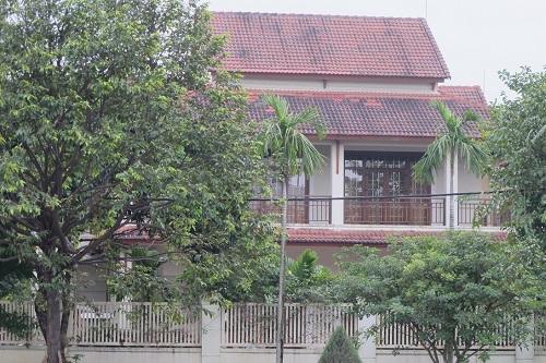 Nhà riêng của ông Nguyễn Bá Thanh