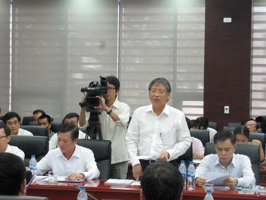 Ông Nguyễn Ngọc Tuấn, PCT UBND TP Đà Nẵng mong muốn sớm di dời ga đường sắt
