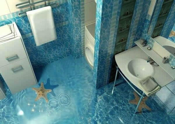 bathroom-starfish