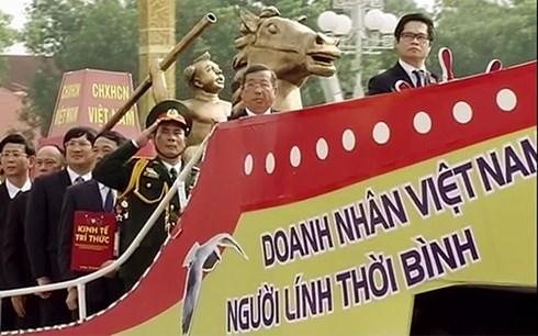 truc tiep: hao hung le dieu binh, dieu hanh ky niem 70 nam quoc khanh hinh 5