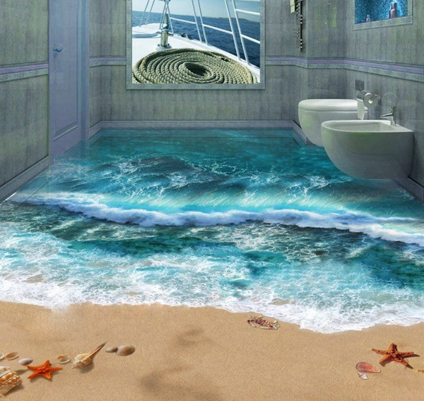 bathroom-waves