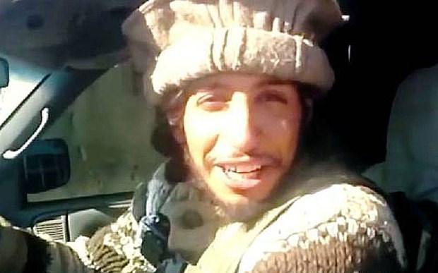 Abdel Hamid Abaaoud (27 tuổi) được cho là kẻ chủ mưu vụ tấn công ở Paris.