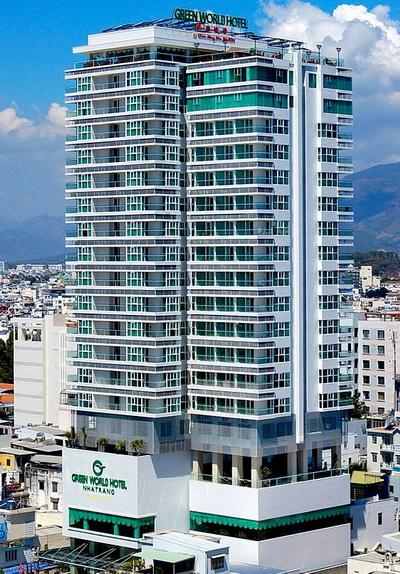 VNECO 9 đang sở hữu 53,3% lợi ích tại khách sạn Green World và dự kiến sẽ tăng lên 76,7%