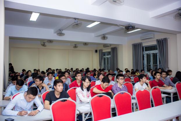 Cuộc thi I-INVEST! 2015: Khóa đào tạo phi lợi nhuận I-GAIN!