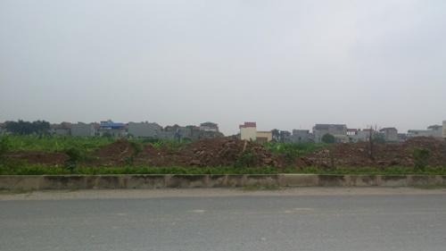 Khu dân cư thuộc xã An Khánh nằm gần đấy