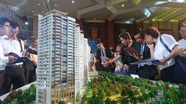 Dự án bất động sản lại hút được người dân