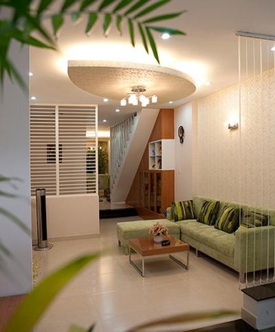 Để điện sáng thâu đêm giúp khí trong nhà vượng không tắt.