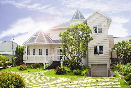 Hãy sơn lại ngôi nhà để bắt mắt người mua
