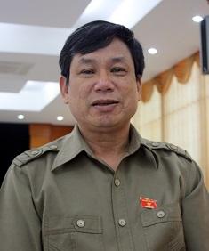 ĐB Lê Nam - Phó trưởng đoàn ĐB tỉnh Thanh Hóa