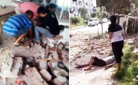 Khoảng 51 người bị thương và 7 người thiệt mạng
