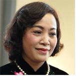 Bà Nguyễn Thị Thanh