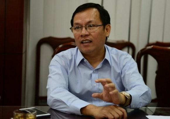 Ông Diệp Dũng, Chủ tịch Hội đồng quản trị Saigon Co.op.