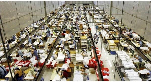Việt Nam được đánh giá sẽ trở thành công xưởng của thế giới trong 20 năm tới.