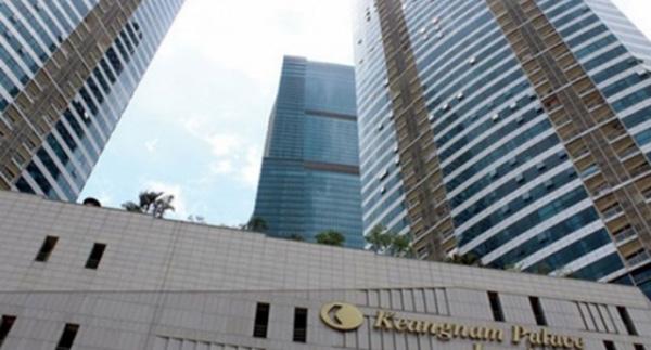 Dự án Keangnam gắn liền với nhiều tai tiếng của căn hộ cao cấp