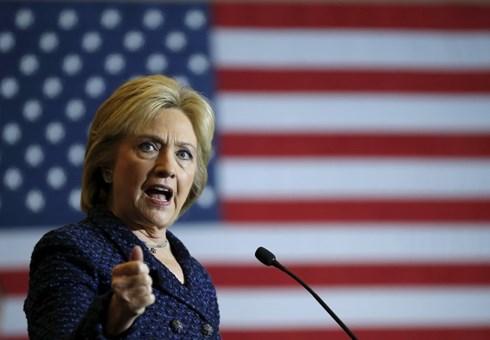 Tôi không chắc nước Mỹ sẵn sàng cho 1 nữ Tổng thống. (ảnh: Reuters).