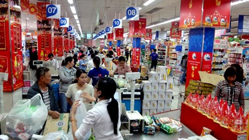 Các nhà bán lẻ Việt Nam phải liên kết lại, khắc phục nhanh những điểm yếu của mình. (Ảnh minh họa: KT)