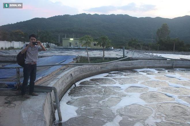 Trạm xử lý nước thải KCN Liên Chiểu bị tố gây ô nhiễm và ung thư cho người dân