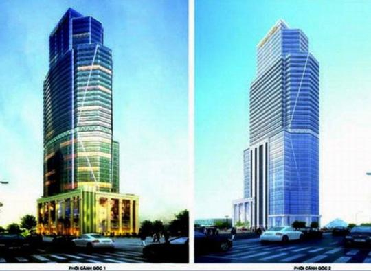 Phối cảnh dự án Thanh Châu Tower