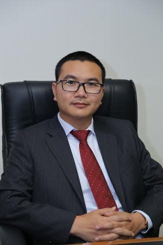 Ông Mạc Quang Huy –Tổng Giám đốc CTCK Maritime (MSI)