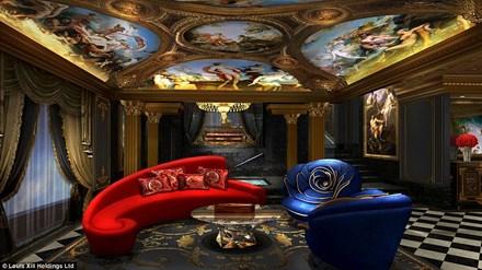 """""""13 Hotel"""" là tên một khách sạn ở thánh địa cờ bạc Ma Cao (Hồng Kông) và là khách sạn mới nhất của tỷ phú Stephen Hung. Khách sạn này là nơi nghỉ ngơi dành cho giới siêu giàu, có giá xây dựng khoảng 1,4 tỉ USD (tương đương 31.500 tỉ đồng)."""