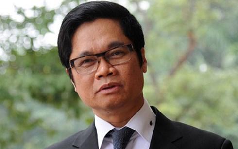 TS. Vũ Tiến Lộc - Chủ tịch Phòng thương mại và Công nghiệp Việt Nam ủng hộ vai trò của kinh tế tư nhân. (Ảnh: Internet)