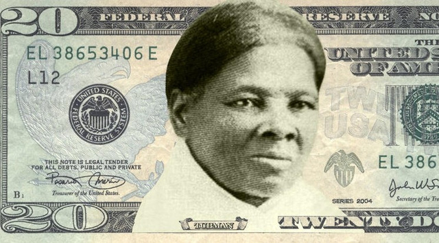 Bản phác thảo tờ 20 USD mới của Hội Phụ nữ Thế kỷ 20.
