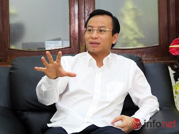Ông Nguyễn Xuân Anh - Bí thư Thành ủy Đà Nẵng
