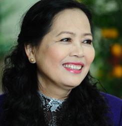 Bà Lê Thị Kim Oanh (ảnh: KT)