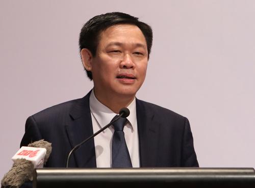 Ông Huệ mong mỏi, hội thảo trao đổi sâu về việc khắc phục tình trạng 63 tỉnh, 63 nền kinh tế