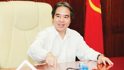 Thống đốc NHNN Nguyễn Văn Bình.