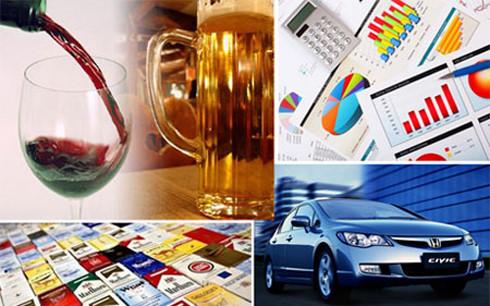 Xác định tỷ lệ tính thuế tiêu thụ đặc biệt cần căn cứ theo đặc điểm, tính chất của từng mặt hàng cụ thể. (Ảnh minh họa: KT)