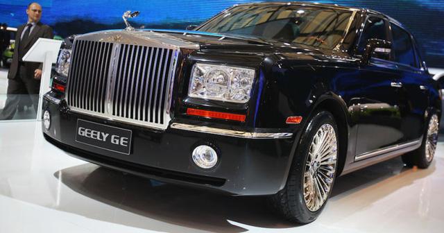 Ngành công nghiệp ô tô tại Trung Quốc cũng rất hưng thịnh