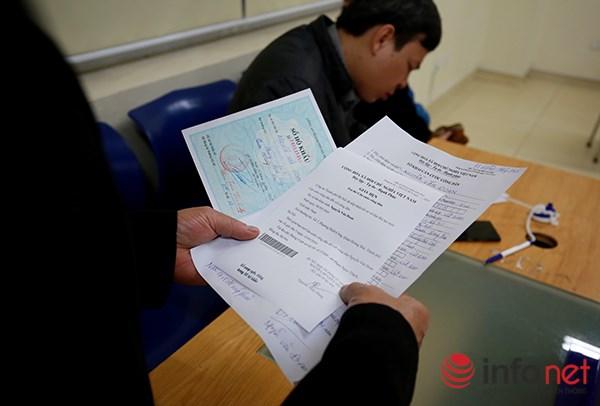 Sau khi làm xong thủ tục đăng ký, người dân sẽ nhận được giấy hẹn và 07 ngày sau đến nhận thẻ căn cước công dân.