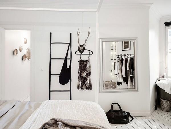 Tính tiện dụng được đặt lên trên hết với thiết kế phòng ngủ.