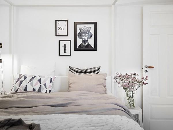 Với vẻ đẹp hiện đại, thanh lịch và tính nghi,căn hộ là gợi ý tuyệt vời cho những cô nàng độc thân.