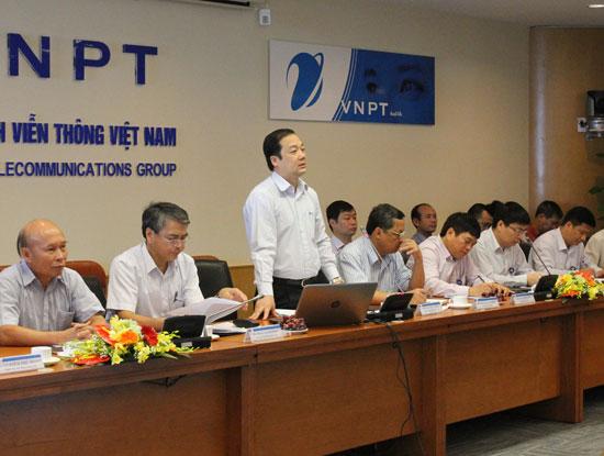 Ông Phạm Đức Long cho biết, mục tiêu của VNPT sẽ đưa mạng VinaPhone có thị phần đứng thứ 2 trên thị trường di động với khoảng 33% thị phần