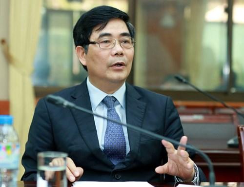 Bộ trưởng Bộ NN&PTNT Cao Đức Phát.