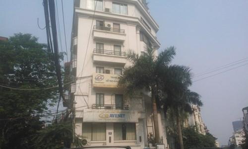 Trụ sở Cty LMTD ở Hà Nội.