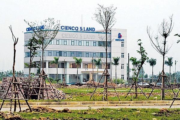 CIENCO 5 không bán vốn Nhà nước tại doanh nghiệp dự án là CIENCO 5 - Land