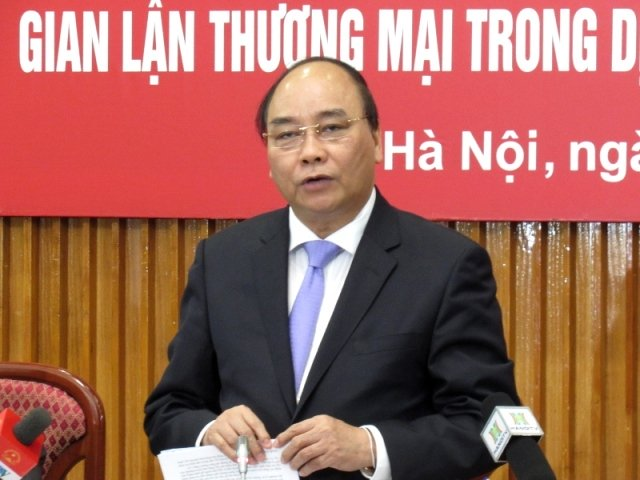 Phó Thủ tướng Nguyễn Xuân Phúc: Hà Nội cần đảm bảo an ninh từ Đại hội Đảng đến hết Tết.