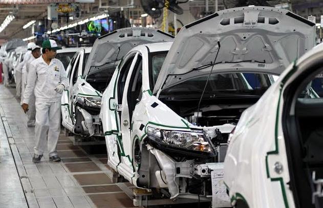 'Các nhà máy của Ford hay GM ở Thái Lan có công suất vượt từ 8-9 lần lượng tiêu thụ xe tại thị trường nội địa nước này, số xe dư thừa để xuất khẩu (ảnh minh họa).'