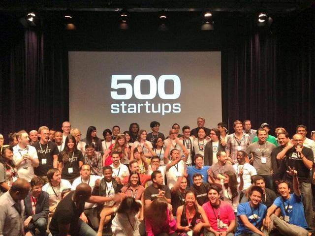 500 Startups sẽ đầu tư 10 triệu USD vào các công ty khởi nghiệp Việt Nam