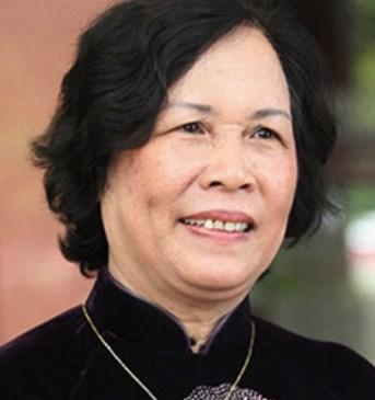 Bộ trưởng LĐ-TB&XH Phạm Thị Hải Chuyền