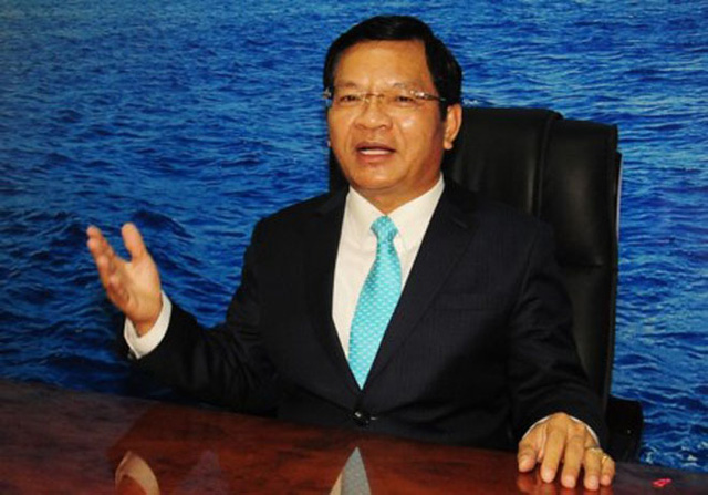 Ông Lê Viết Chữ. Ảnh: quangngai.gov.vn